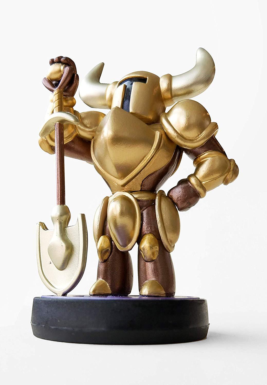 Shovel Knight Gold Amiibo (Nintendo Switch) £14.99 (Pre order) @ Amazon