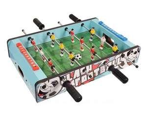 Hy Pro table top football half price £10 @ Asda free Click & Collect