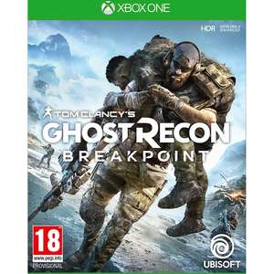 Ghost Recon Breakpoint Xbox One £23.26 from Xbox Store US