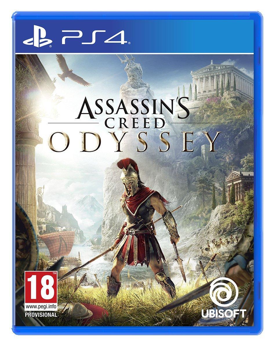 Assassins Creed Odyssey PS4/Xbox £15.99 (+£2.99 Non Prime) @ Amazon