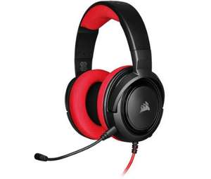 Corsair HS35 Xbox One, PS4, Switch, PC Headset - Red - £20.99 @ Argos (Free Collection)