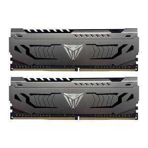 Patriot Viper Steel Series DDR4 16GB (2 x 8GB) 3733MHz Performance Memory Kit - PVS416G373C7K £72.99 @ Amazon