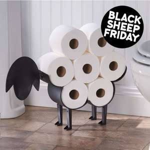 Baabara Toilet Paper Holder Sheep £17.95 delivered @ Red candy