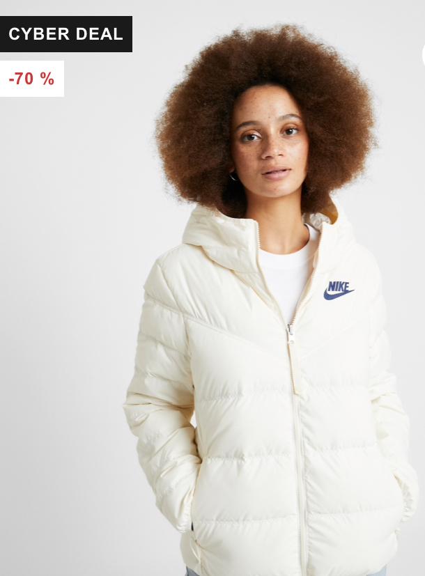 Women's Nike Fill Jacket reversible now £32.40 size XS up to XL @ Zalando
