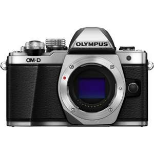 Olympus OM-D E-M10 Mark II Camera Body Only (Silver / Black) £229 @ SRS Microsystems