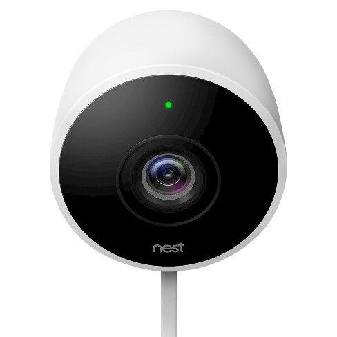 Google Nest Cam Outdoor - Internal & external Smart camera £125 @ B&Q