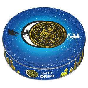 Oreo Christmas Tin 350G £2.50 @ Asda