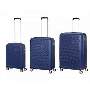 American Tourister Luggage Hypercube Suitcase Nest of 3 at Rymans for £79.99