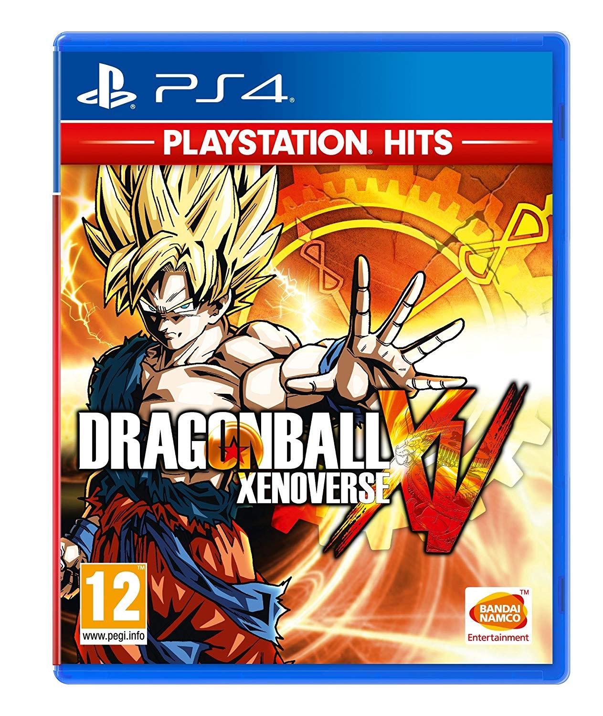 DRAGON BALL XENOVERSE-PlayStation Hits - £7.39 @ PSN Store
