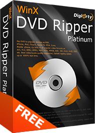 Winx DVD Ripper Platinum Giveaway—500 FREE Licensed copies Per Day
