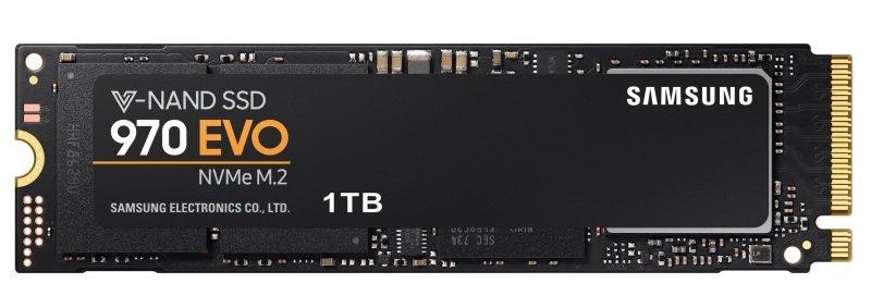 Samsung 970 EVO V-NAND M.2 1TB SSD £145.97 at Ebuyer