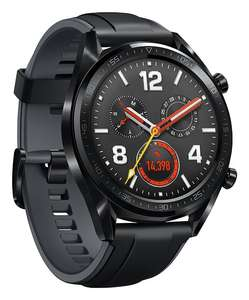 Huawei GT Smart Watch - Black - £104.49 @ Argos eBay (Free Click + Collect)