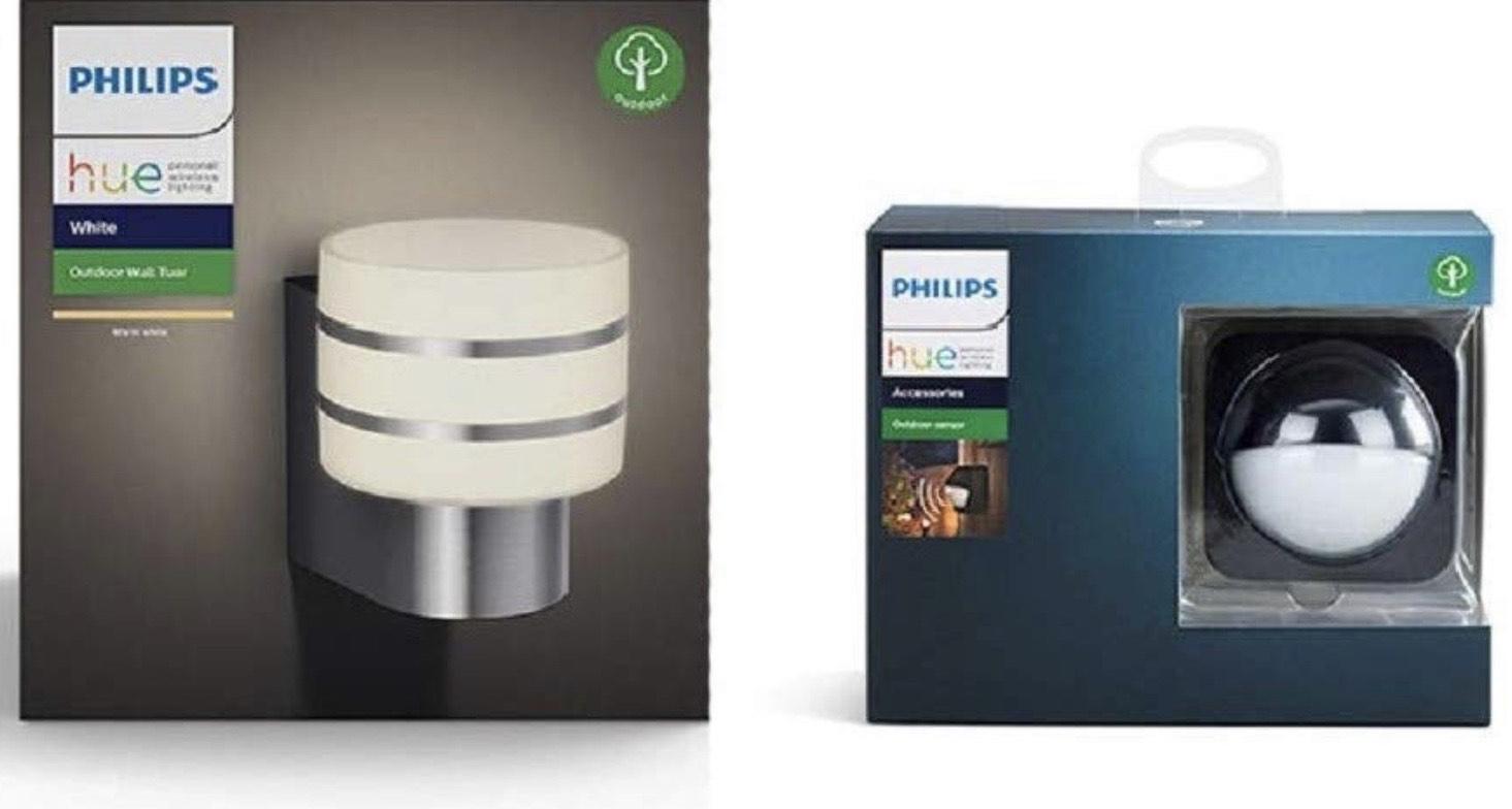 Black Friday Philips hue Outdoor Lights various bundles (starting at £74.99) at Amazon