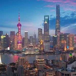 Return direct flight to Shanghai (Departing LGW / Dec - June departures / Including 23kg hold luggage ) £317pp @ Skyscanner / TravelUp