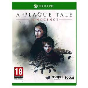 Innocence: A Plagues Tale for Xbox and PS4 at Smyths (C&C) for £15
