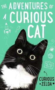 The Adventures of A Curious Cat Book at Amazon for £5 Prime (£3.49 non Prime)