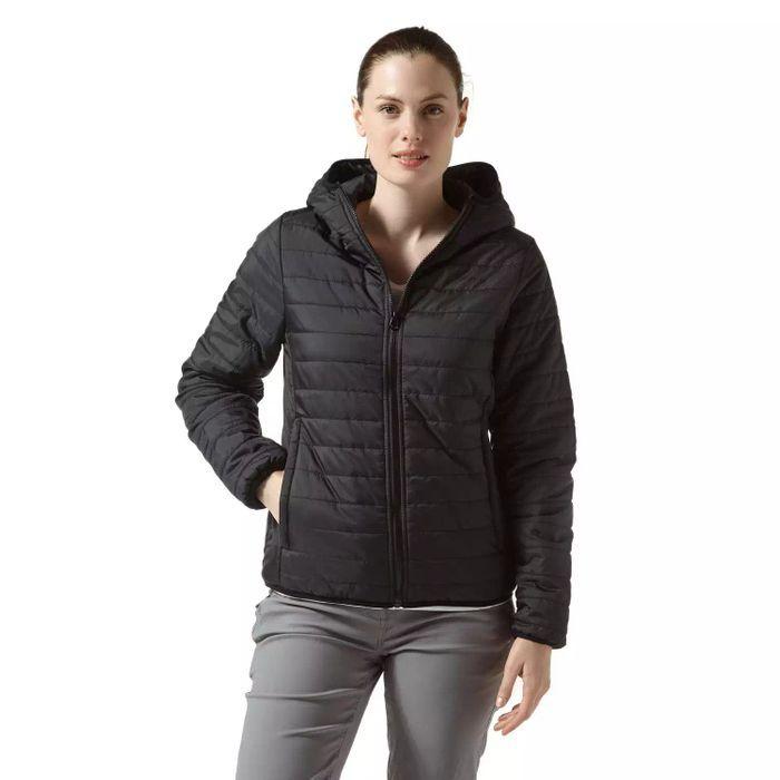 Craghoppers-Black Compresslite Hooded Jacket - £32.50 @ Debenhams