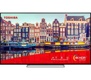 "TOSHIBA 43VL5A63DB 43"" Smart 4K TV - £229 Delivered @ Currys"