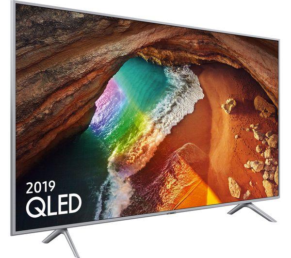 """SAMSUNG QE65Q67RATXXU 65"""" Smart 4K Ultra HD HDR QLED TV with Bixby - £929 @ Currys"""