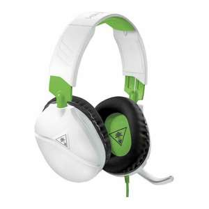 Turtle Beach Ear Force Recon 70 Gaming Headset Multi-Platform White And Green - £13.50 delivered @ Tesco Outlet / eBay