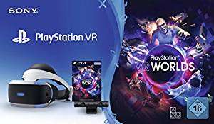 Sony PlayStation VR inc. headset and camera £161.18 Like New from Amazon Warehouse Germany inc shipping (or £155.13 using fee free card)