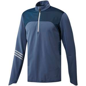 adidas Golf Climaheat Frostguard 1/4 Zip Windshirt - £39.99 delivered @ American Golf