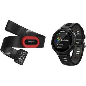 Garmin forerunner 735XT+Heart rate monitor - £199.99 delivered @ Wiggle