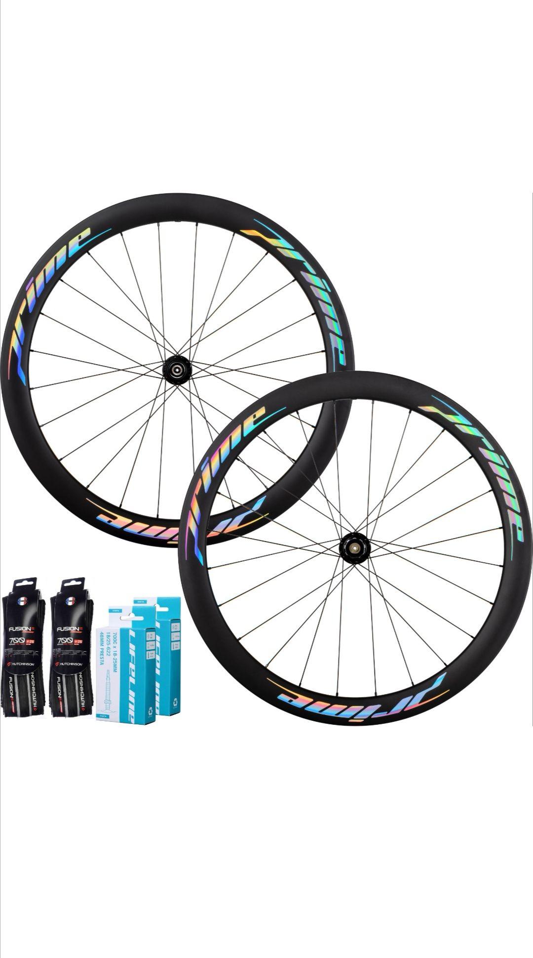 Prime RR-50 SE Carbon Clincher Disc Wheelset £449.99 at Chain Reaction Cycles