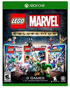 Xbox 1 Lego Marvel Collection 3 full games and all DLC £25.75 @ Amazon UK global store