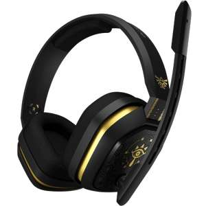 ASTRO The Legend of Zelda: Breath of the Wild A10 Headset Including Chat Adapter for Nintendo Switch £26.99 @ Amazon