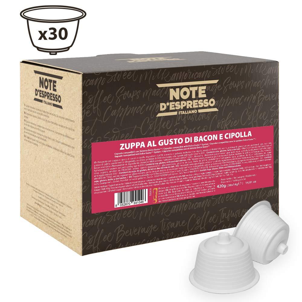 Note d'Espresso Bacon and Onion Capsules 14g x 30 Capsules £7.49 at Amazon Prime / £11.98 Non Prime