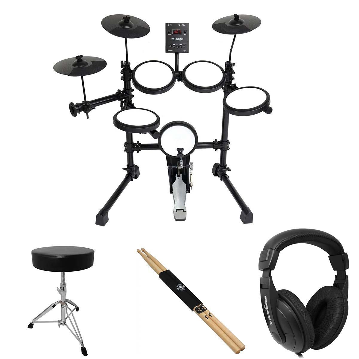 Mirage DMK-10 Mesh E-Drum Bundle Black Friday Deal - £229 delivered @ Dawsons Music