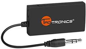 TaoTronics Bluetooth Transmitter at Amazon £16.99 (Prime) £21.48 (Non prime) Sold by Sunvalleytek-UK and Fulfilled by Amazon