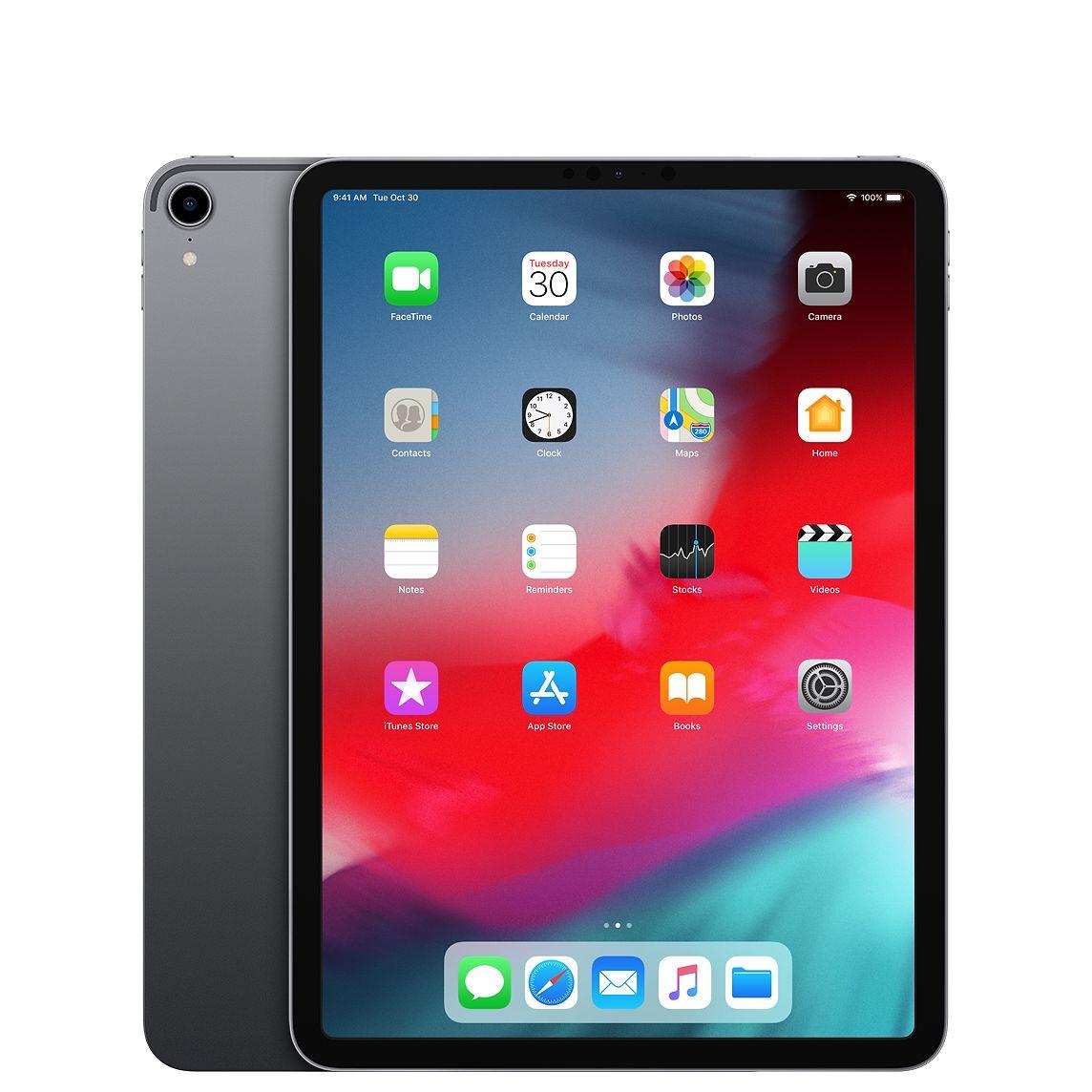 Apple iPad Pro 11 2018 64GB - £649.00 (Refurb from Apple)