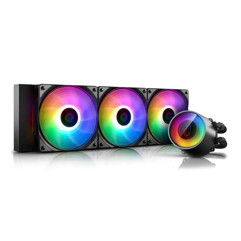 Deepcool Castle 360 RGB V2 - RGB AIO Liquid CPU Cooler - £107.99 / £112.78 delivered @ Scan