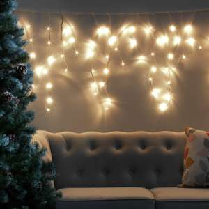 Christmas lights and smart extension - £28.99 @ Argos