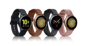 Samsung Galaxy Watch Active 2 44mm - from £209 with £30 off Black Friday offer @ Samsung Store