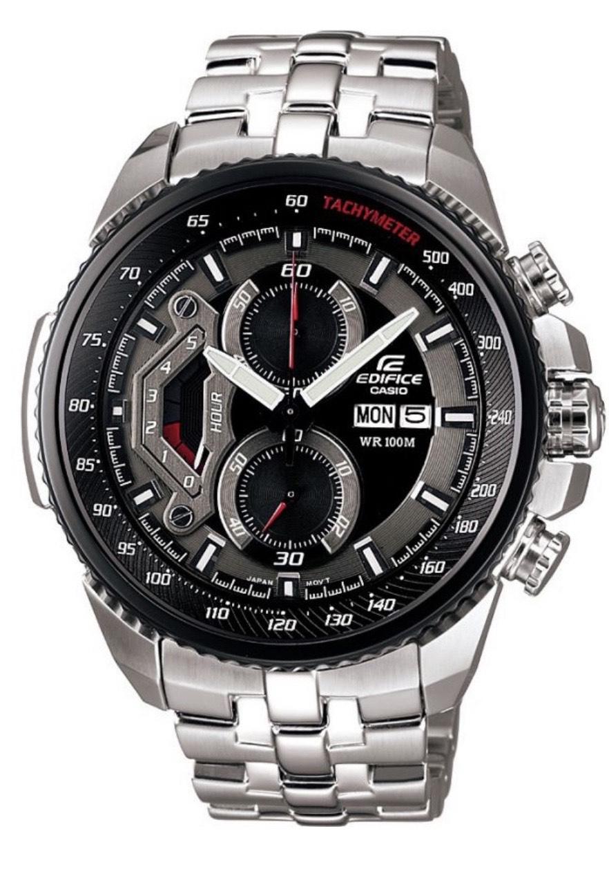 Casio Edifice Chronograph Watch EF-558D-1AVEF £117 @ Watch Shop