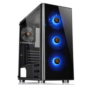 Thermaltake V200 RGB Tempered Glass Case + 3 TT RGB Fans £60.19 delivered @ Ebuyer