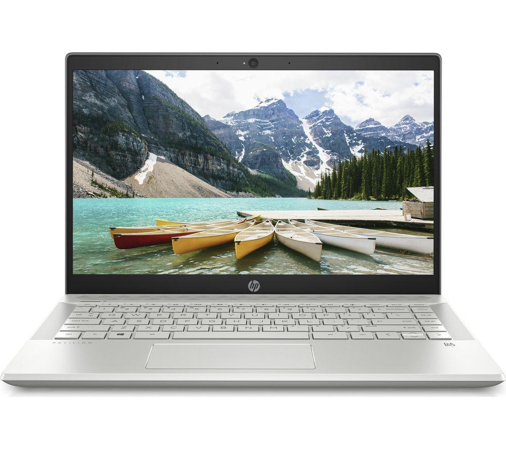 "HP Pavilion 14-ce0525sa 14"" Intel® Pentium® Gold Laptop - 128 GB SSD £299 @ Currys"