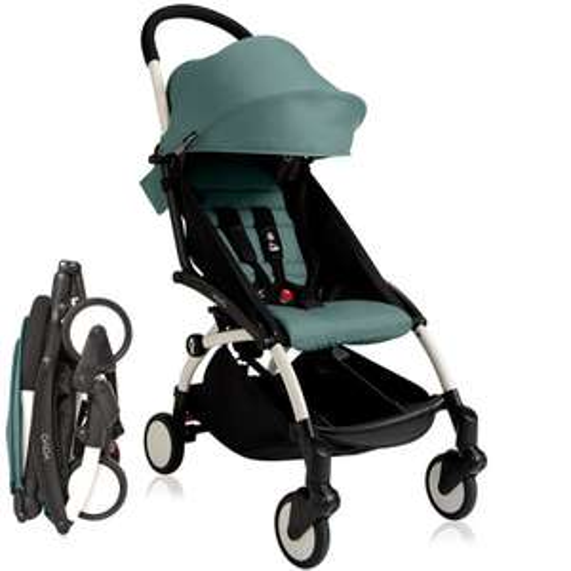 Babyzen YOYO+ Pushchair: Most colours including the new Aqua £350.10 @ John Lewis & Partners