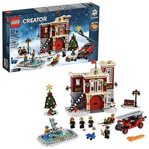 LEGO 10263 Winter Village Fire Station - £50.79 (£48 with fee free card) Delivered @ Amazon Germany