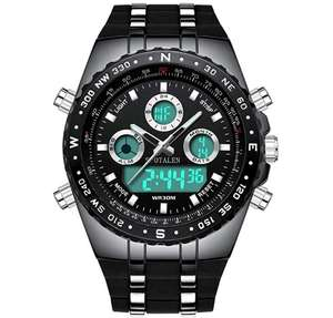 Spotalen Mens Digital Sports Watch Military Waterproof Analogue Watch - Sold by UPAPUO / FBA - £16.79 Prime (+£4.49 NP)