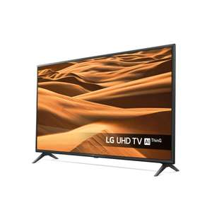 "LG 60UM7100PLB TV 152.4 cm (60"") 4K Ultra HD Smart TV Wi-Fi Black - £506.20 @ Quzo"