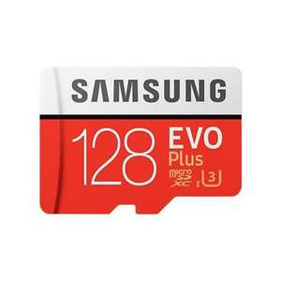 Samsung EVO Plus 128GB Micro SD SDXC UHS-I U3 Card with Adapter - 100MB/s - £15.79 @ eBay / buyitdirect