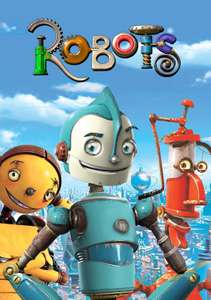 Buy Robots digital movie in HD for £1.99 @ Amazon video prime