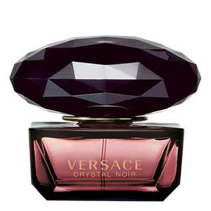 Versace Crystal Noir EDT 50ml £24.99 delivered (£22.50 for Students) + 20% Off a 2nd item @ The Perfume Shop