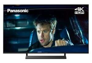 Panasonic TX-40GX800B 40 Inch SMART 4K Ultra HD HDR LED TV Alexa Compatible £360.99 with code @ Panasonic eBay Outlet