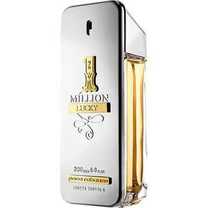 Paco Rabanne 1 Million Lucky EDT 200ml £59.99 delivered (£54 for Students) @ The Perfume Shop