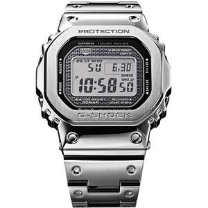 Casio G-Shock Full Metal - Silver £320.15 (With Code) @ WatchO